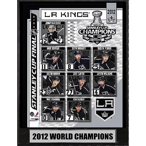 NHL Los Angeles Kings Photo Plaque, 9x12