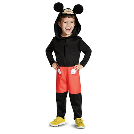 Mickey Mouse Boys Infant Mickey Mouse Clubhouse Halloween - Mickey Mouse Halloween Costumes Target