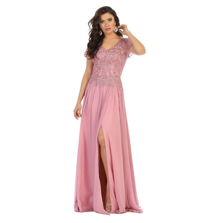 SPECIAL OCCASION PLUS SIZE EVENING GOWN](By Special Occasions Dresses)