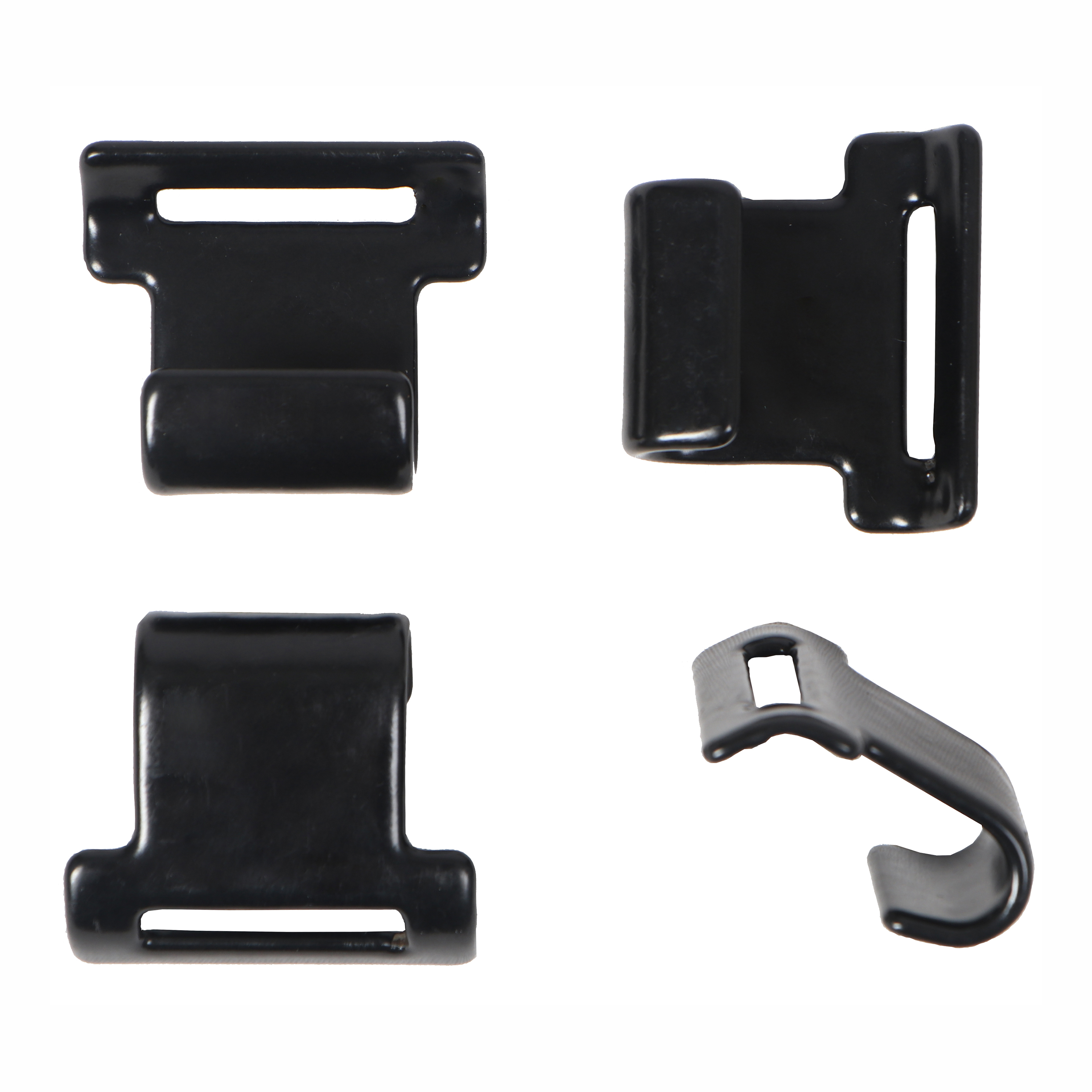 Rightline Gear Replacement Car Clips, 100600