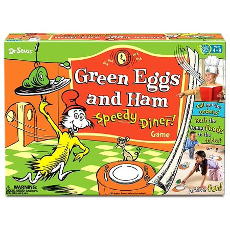 Green Eggs and Ham Speedy Diner Game ()