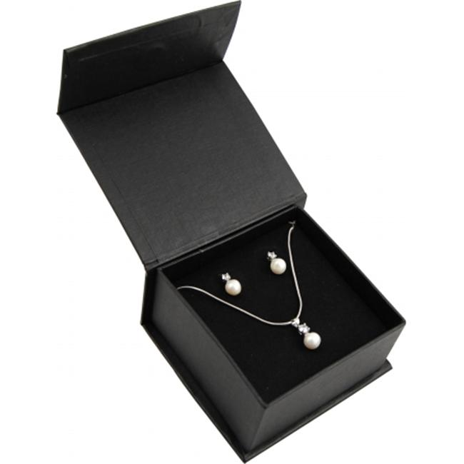 240-NECZP Premium Premium Genuine Cubic Zirconia and Pearl Ensemble (Case of 50)