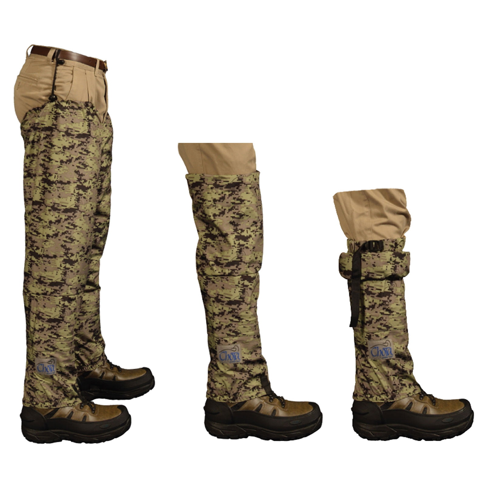 "Chota Camo ""Hippies"" Convertible Hip Waders by"