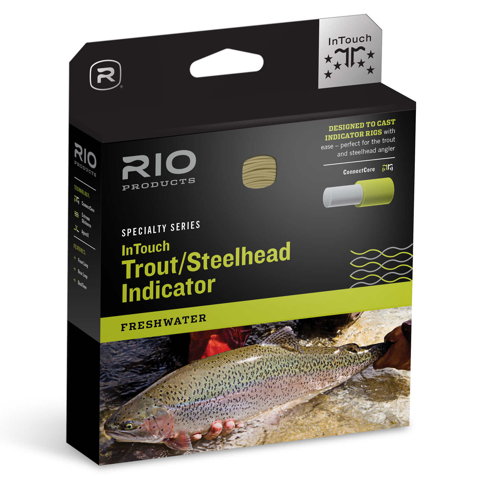 Rio InTouch Trout/Steelhead Indicator Freshwater Fly Fish...