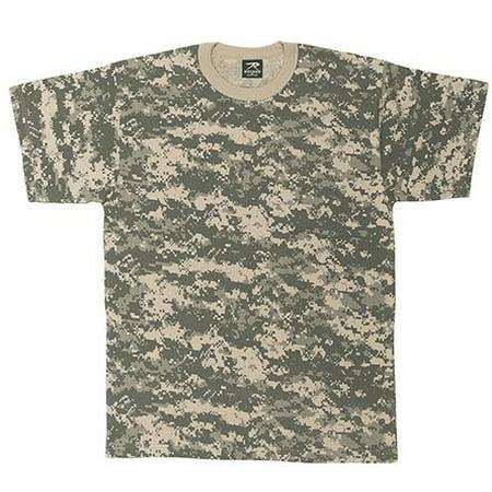 e16620cad183a Rothco - 4X - Mens Acu Digital T-Shirt - Walmart.com