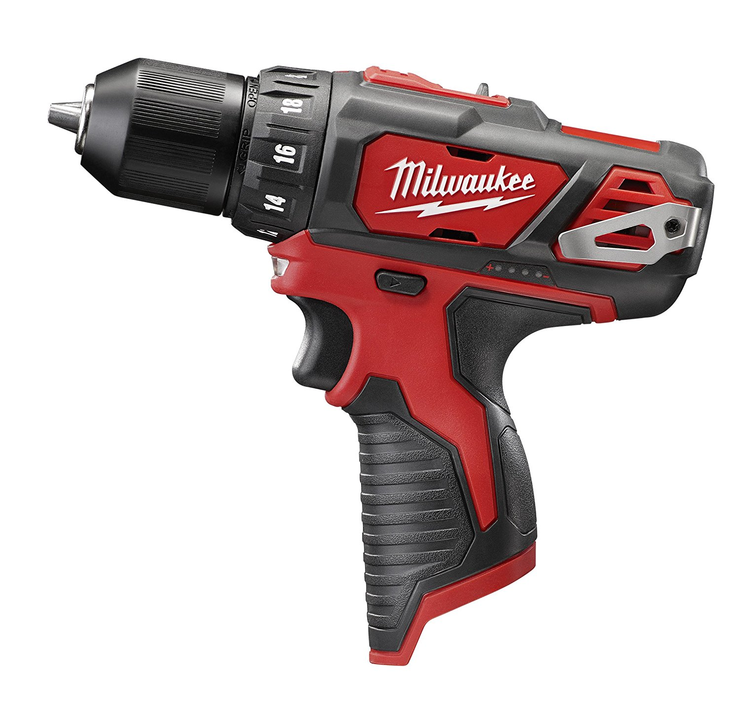 Milwaukee 2407-20 M12 3 8 Drill Driver Bare by