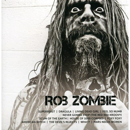 Rob Zombie - Icon Series: Rob Zombie (CD)
