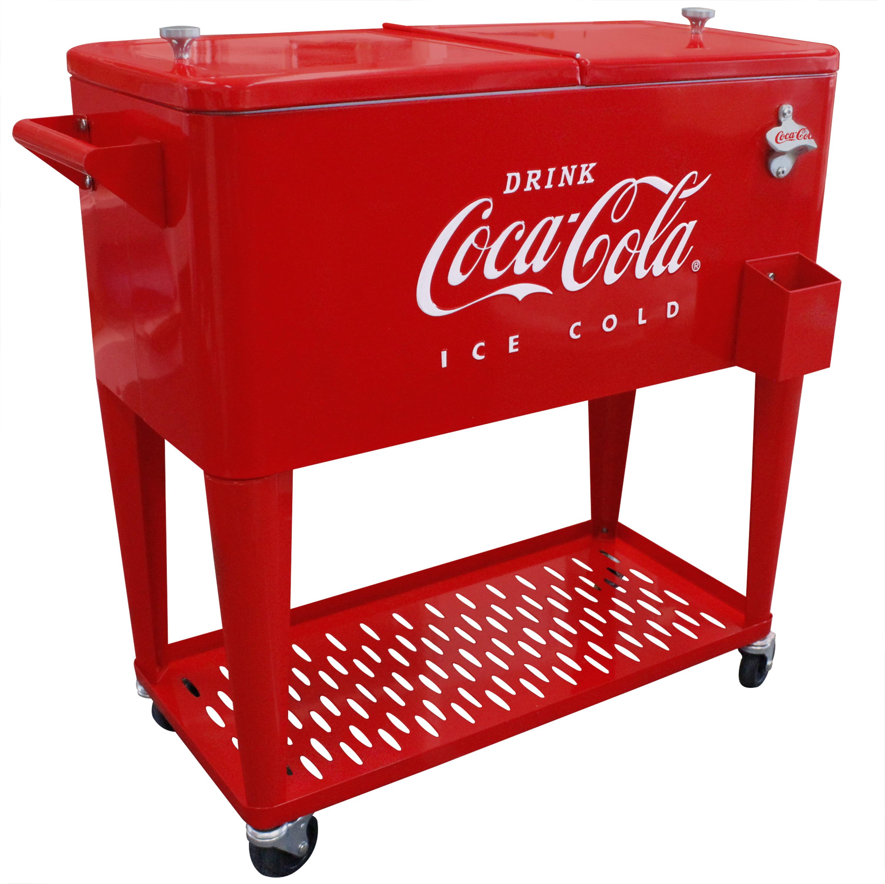 Vintage Coca Cola Cooler circa 1950 by mullockandmarvel on ...  Old Coca Cola Coolers