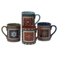 90d06ec052a Product Image Certified International Monterrey 16-ounce Assorted Design  Mugs (Pack of 4)
