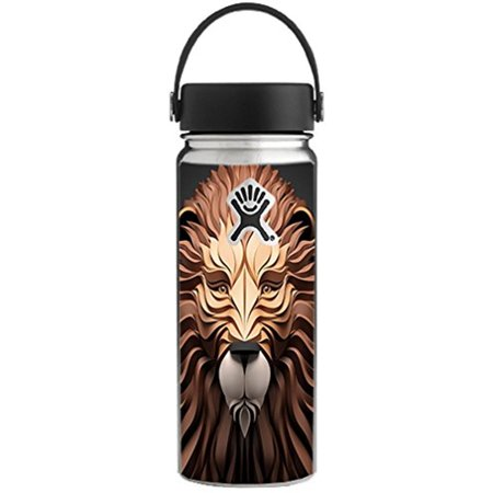 Skin decal vinyl wrap for hydro flask 18 oz wide mouth skins stickers cover 3d
