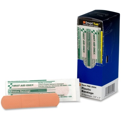 First Aid Only Adhesive Bandages FAOFAE3004