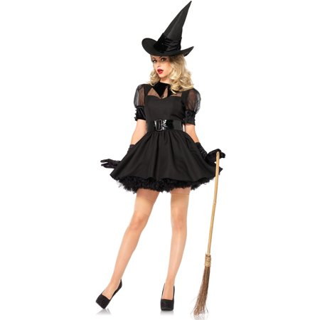 Bewitching Witch Adult Halloween - Adult Witches Costumes