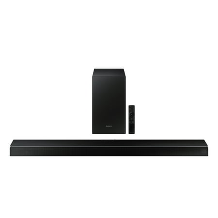 SAMSUNG 5.1ch Soundbar with 3D Surround Sound and Acoustic Beam - HW-Q6CT (2020)