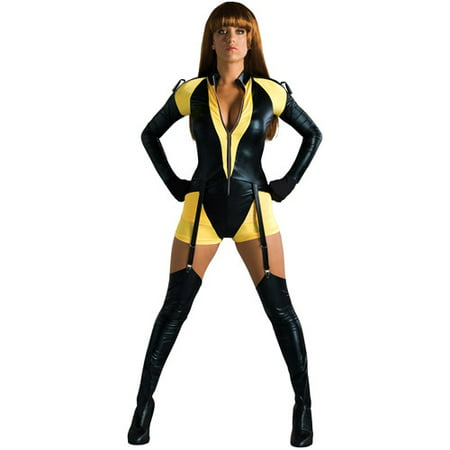 Watchmen Silk Spectre Adult Halloween Costume (Silk Spectre Costumes)