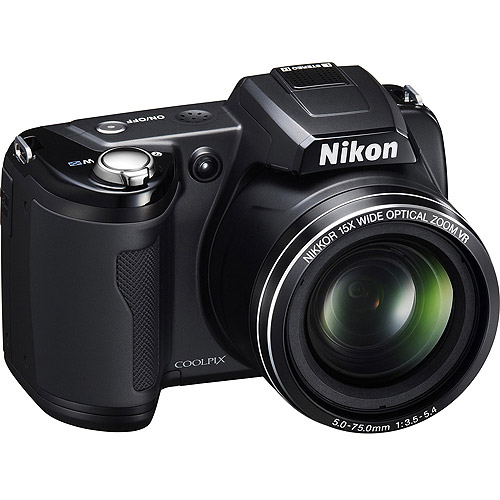 nikon coolpix l110 nikon coolpix l110 12 1mp digital with 15x optical 476
