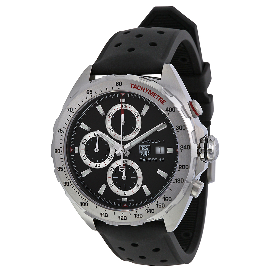 Tag Heuer Formula 1 Chronograph  Automatic Mens Watch CAZ...