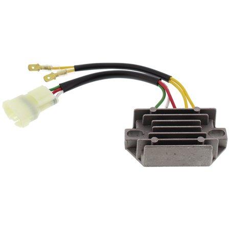 New DB Electrical 230-58226 Voltage Regulator Rectifier for 449cc 12V KTM 450 XC-F 08 09 13 14 15 2008 2009 2013 2014 2015 77211034000 77311034000 ()