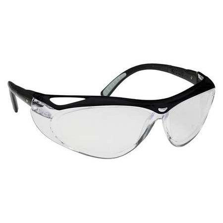 Anti Fog Safety Glasses - Jackson Clear Safety Glasses, Anti-Fog, Scratch-Resistant, Wraparound, 14478