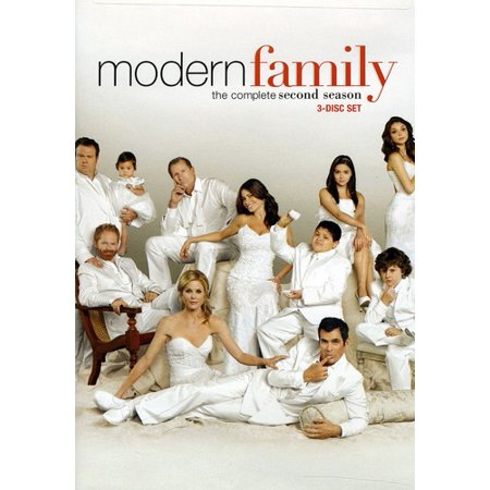 Modern Family  The Complete Second Season