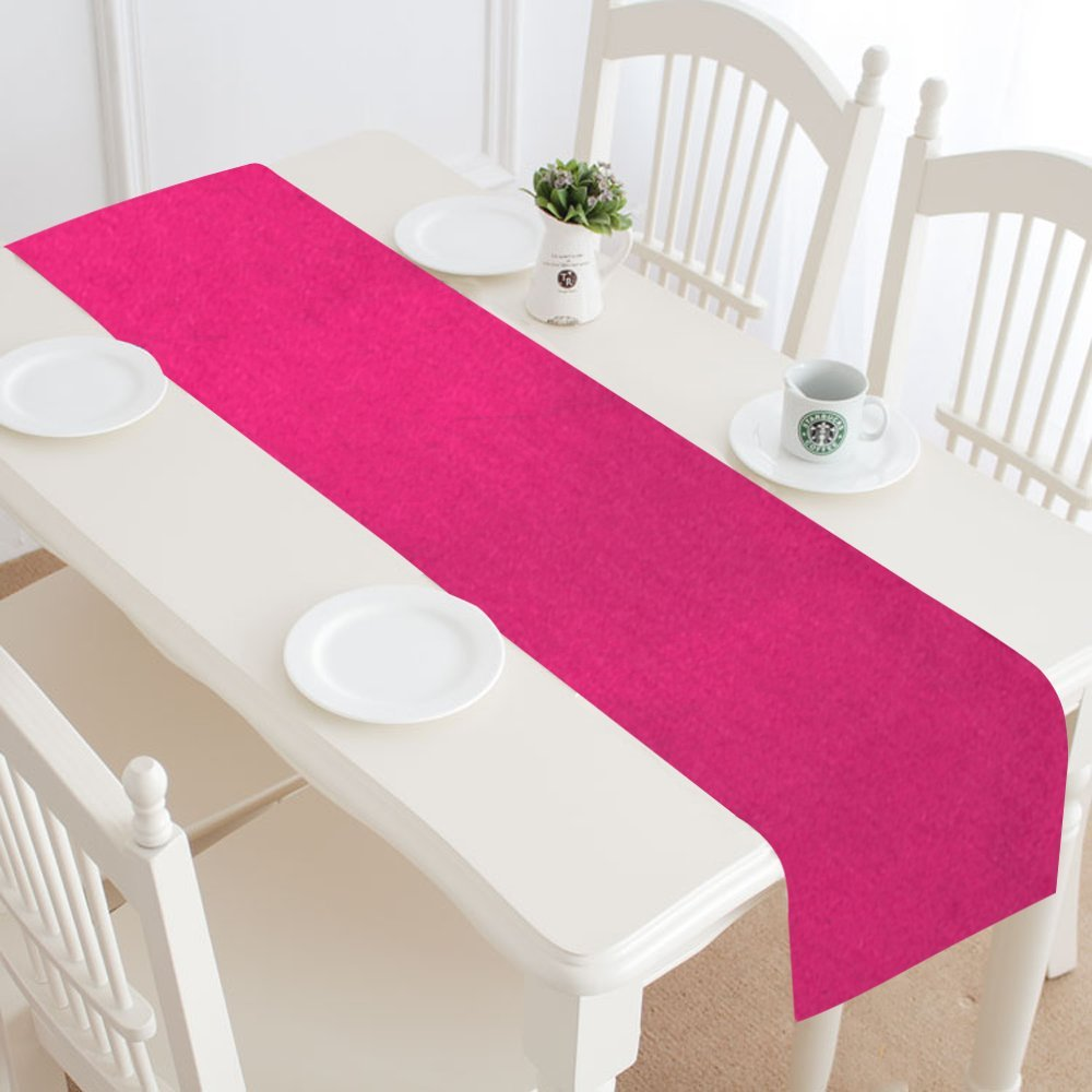 Dining Room Table Runner: MKHERT Color Table Runner For Office Kitchen Dining Room