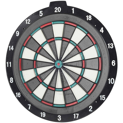Franklin Sports Soft Tip Dartboard by Franklin Sports