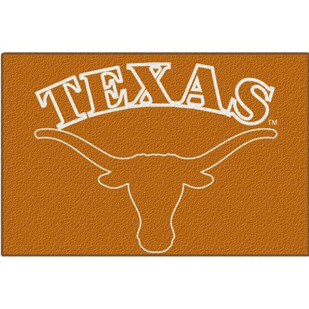 - The Northwest Company 12442509 Ncaa Texas Longhorns Silhouette Small Tufted Rug