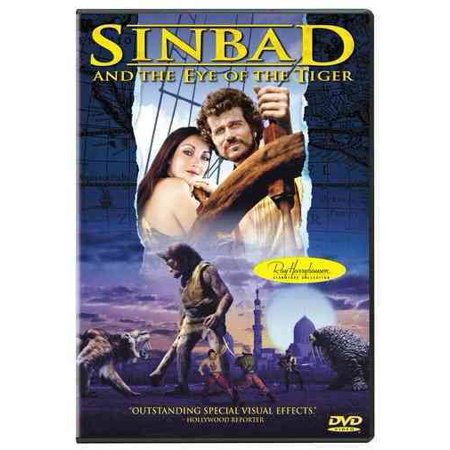 Sinbad And The Eye Of The Tiger (DVD) (Sinbad And The Eye Of The Tiger 1994)