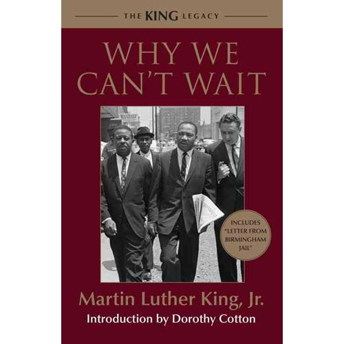 why can we wait essay Supersummary, a modern alternative this one-page guide includes a plot summary and brief analysis of why we can't wait by martin luther king jr why we can.