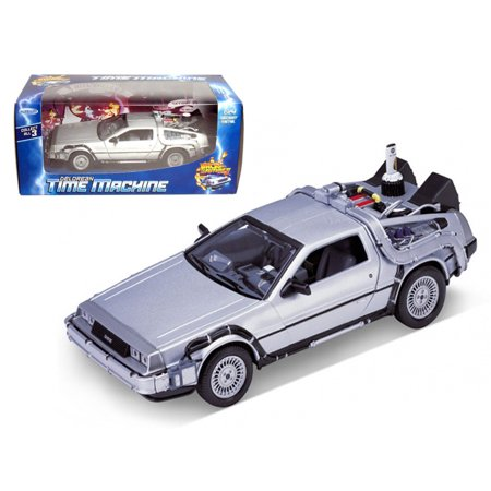 Delorean From Movie Back To The Future 2