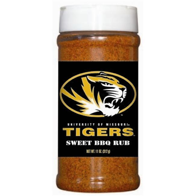 Missouri Tigers NCAA Sweet BBQ Rub (11oz)