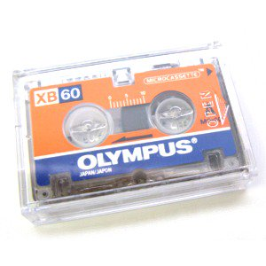 Olympus 60 minute micro cassette tape](Halloween Cassette Tapes)