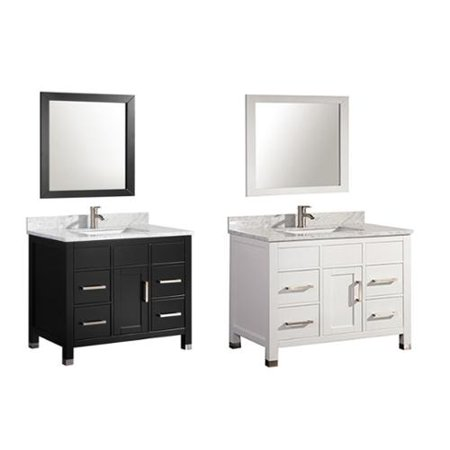 Mtd vanities ricca 36 inch single sink bathroom vanity set - Walmart bathroom vanities with sink ...
