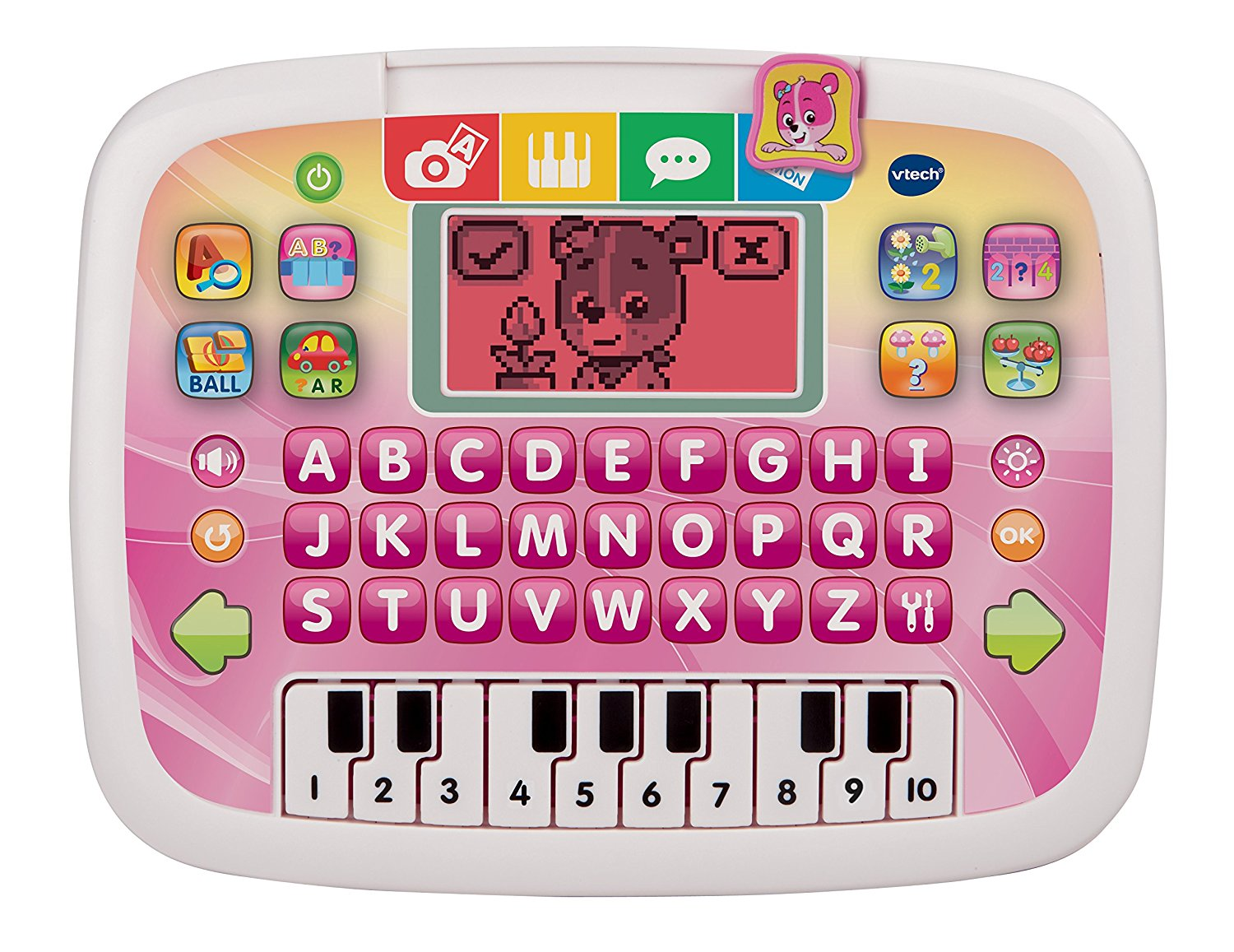 Little Apps Tablet, Pink By VTech Ship from US by