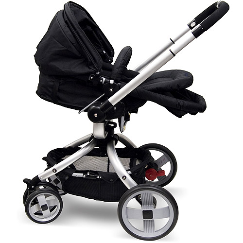 The First Years - Wave Stroller, Urban Life Black