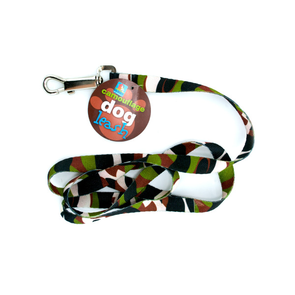 Camouflage Dog Leash (Pack Of 24)