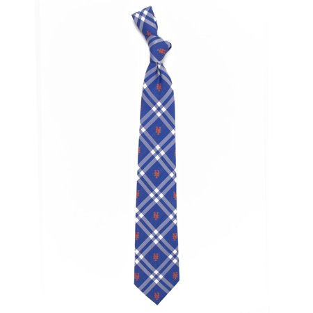 Henry New York Tie - New York Mets Rhodes Tie - Royal - No Size