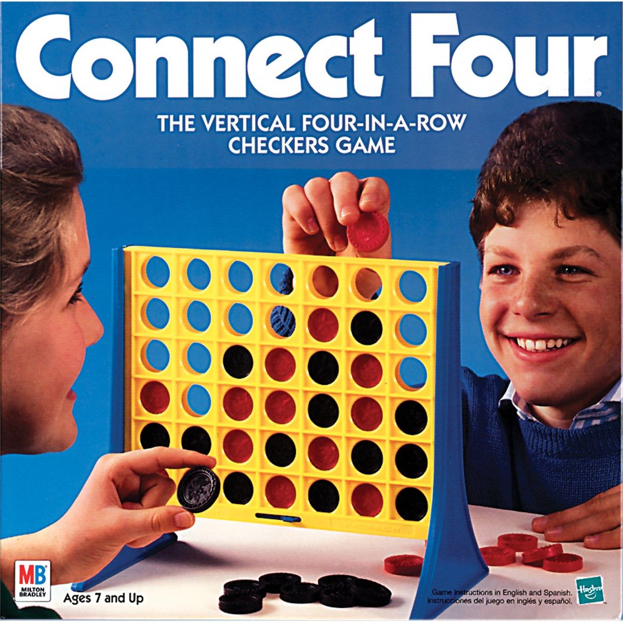Connect Four - Tactile