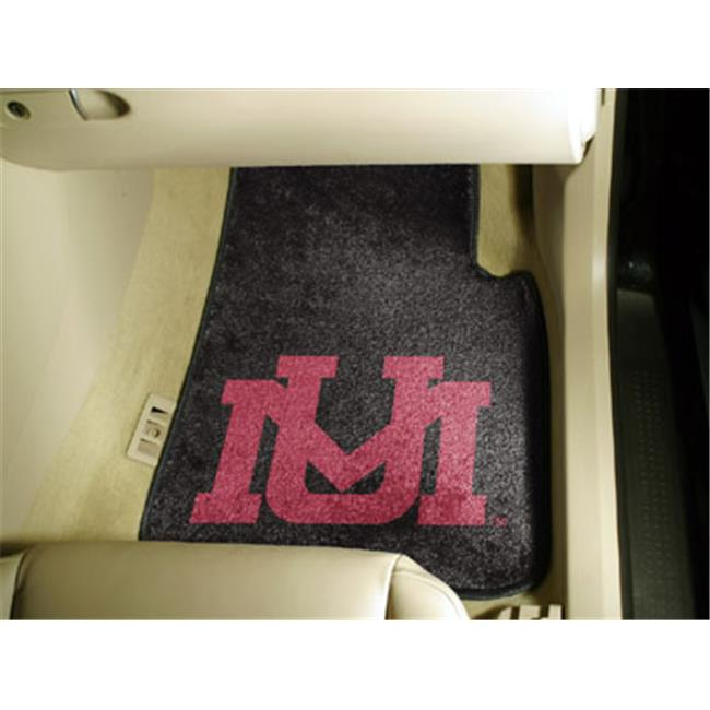 FANMATS 5465 Montana 2-piece Carpeted Cat Mats 18 in. x 27 in.