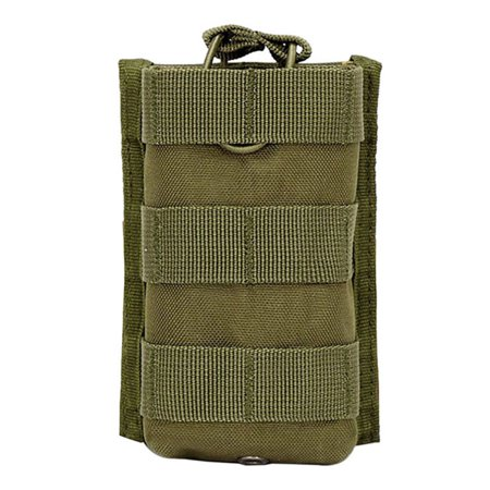 Outdoor Tactical Talkie Bag Universal Pouch Bag Magazine Pouches Black one Size ()