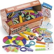 Fun Express Deluxe Treasure Chest Toy Assortment (50 Piece)