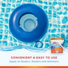 HTH Super 3 inch Chlorinating Tablets for sanitizing Swimming Pools, 5 lbs