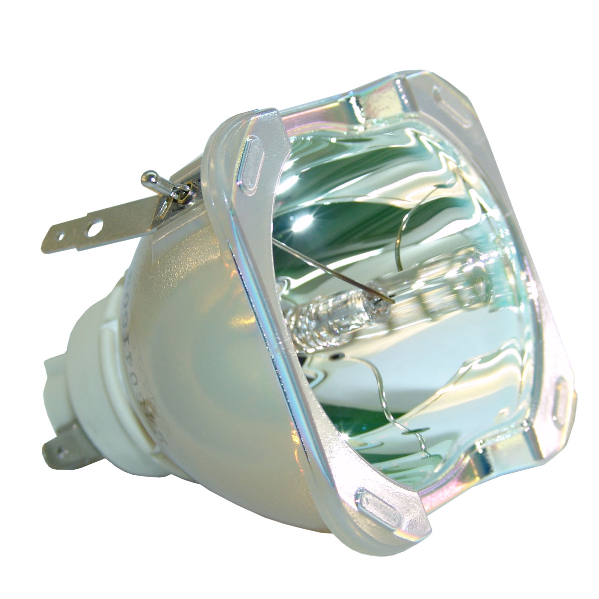 Original Philips Projector Lamp Replacement with Housing for InFocus SP-LAMP-082 - image 4 de 5