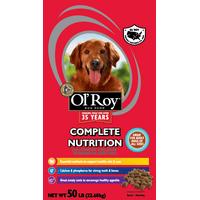 Ol' Roy Complete Nutrition Adult Dog Food, 53 Lb.