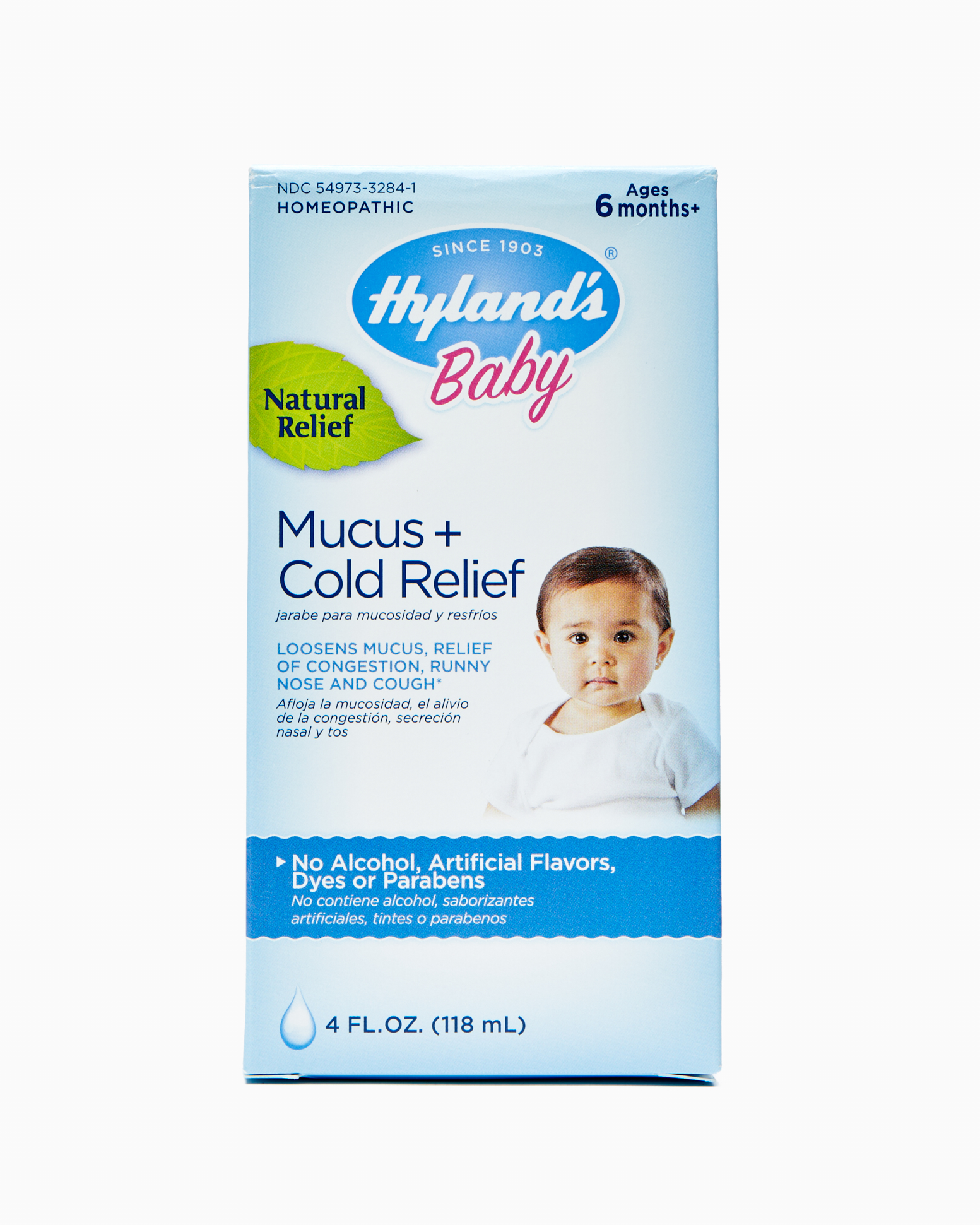 Hyland S Baby Mucus Cold Relief Natural Relief Of