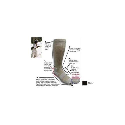 Covert Threads Rock Infiltrator Size 4-8 Black CT 3701 BK