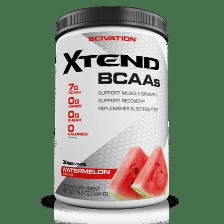 Scivation Xtend Bcaa Powder Watermelon 30 Servings Walmartcom
