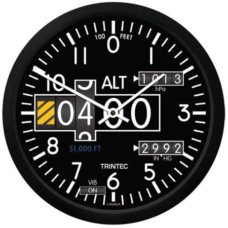 Altimeter Clock (2060 10