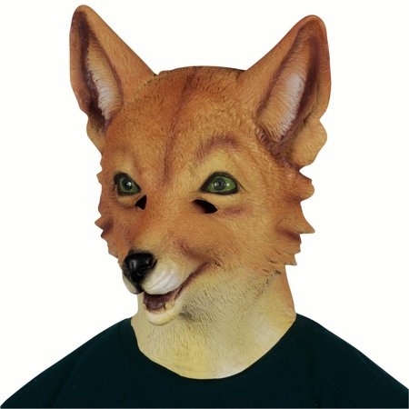 Fox Head Mask](Guy Fox Mask)