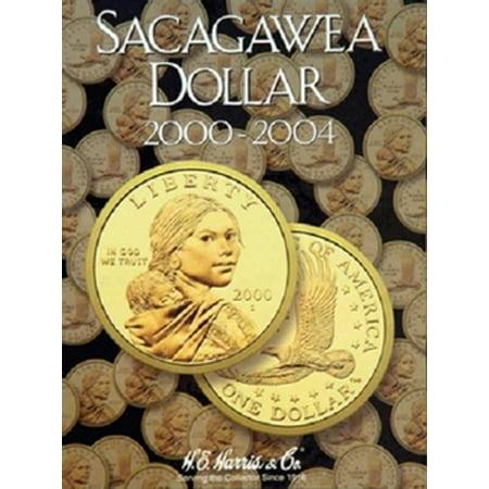 Sacagawea Dollar #1 Coin Folder, 2000-2004 by H.E. HARRIS
