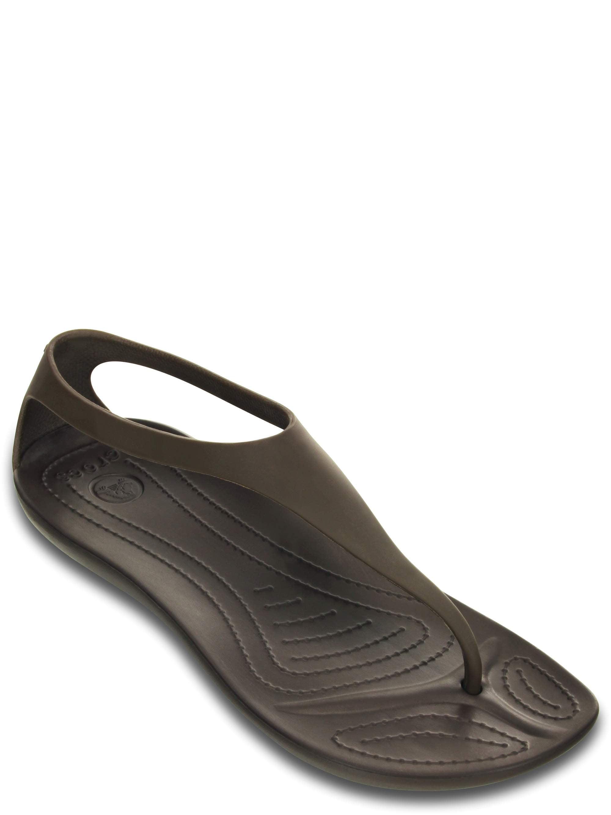 äkta kvalitet bra erbjudanden 2017 beställa Crocs - Crocs Women's Sexi Flip Sandals - Walmart.com